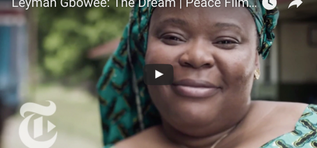Three short films about peace